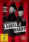 Lachen Sie mit Laurel & Hardy (8 DVDs)