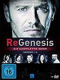 ReGenesis - Die komplette Serie (Staffel 3 & 4 OmU) (16 DVDs)