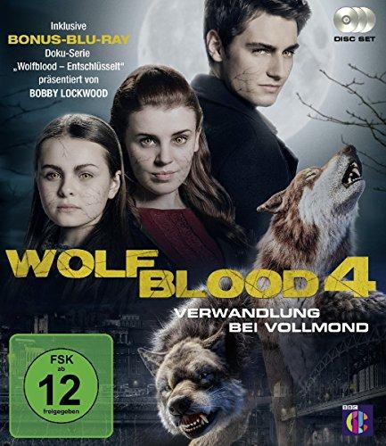 Wolfblood - Verwandlung bei Vollmond: Staffel 4 [Blu-ray]