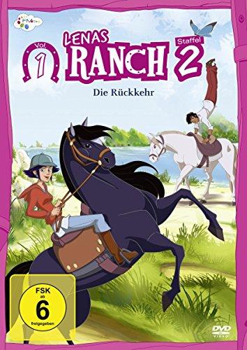 Lenas Ranch Staffel 2, Vol. 1: Die Rückkehr (6 DVDs)