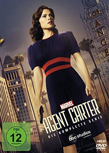 Marvel's Agent Carter Die komplette Serie (4 DVDs)