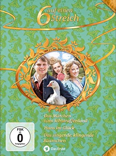Sechs auf einen Streich Märchenbox, Vol.14 (3 DVDs)
