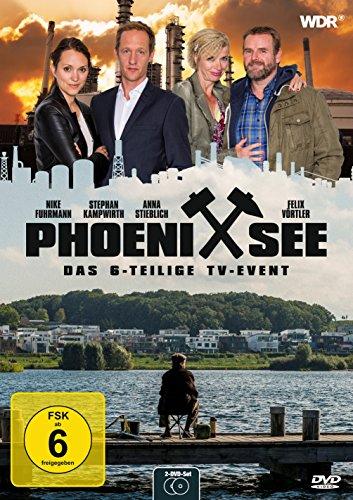Phoenixsee Staffel 1 (2 DVDs)