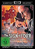 Sherlock Holmes: Das Zeichen der Vier (Classic Cult Edition)