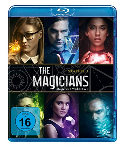 The Magicians Staffel 1 [Blu-ray]