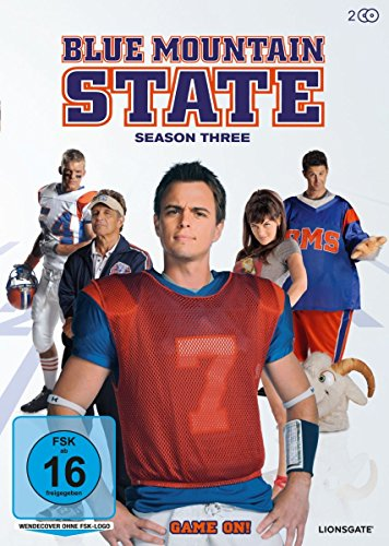Blue Mountain State Staffel 3 (2 DVDs)