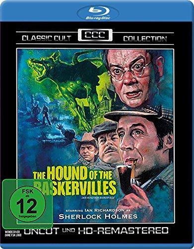 Sherlock Holmes: Der Hund von Baskerville (Classic Cult Edition) [Blu-ray] Classic Cult Edition [Blu-ray]