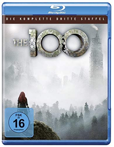 The 100 Staffel 3 [Blu-ray]