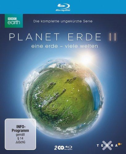 Planet Erde II - Eine Erde - Viele Welten Blu-ray