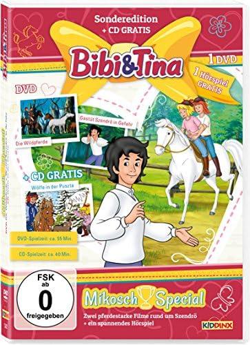 Bibi und Tina Mikosch-Special (+ Hörspiel-CD)