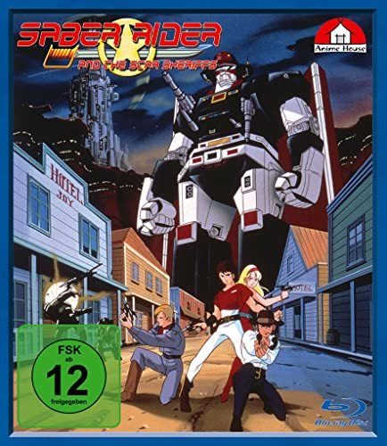Saber Rider And The Star Sheriffs Soundtrack 1