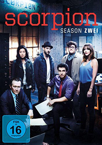 Scorpion Staffel 2 (6 DVDs)