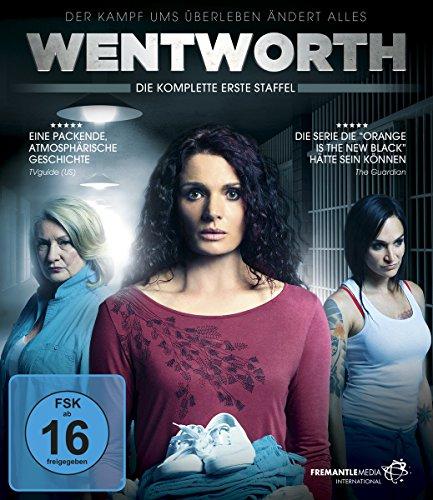 Wentworth Staffel 1 [Blu-ray]