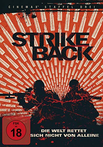 Strike Back Staffel 3 (3 DVDs)