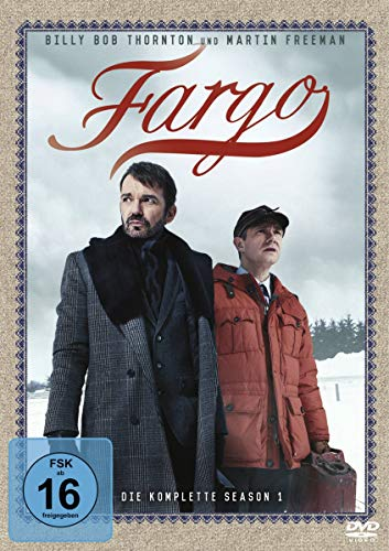 Fargo Staffel 1 (4 DVDs)