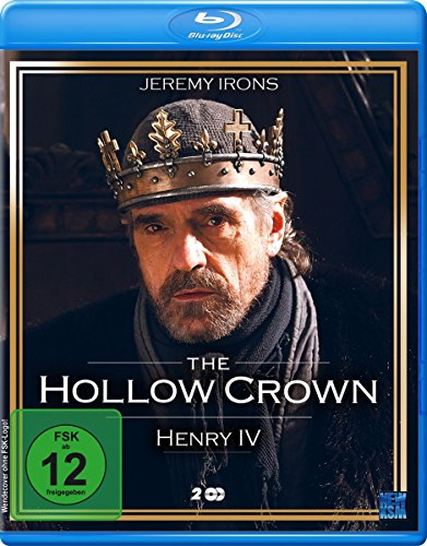 The Hollow Crown Henry IV (Teil 1 und 2) [Blu-ray]
