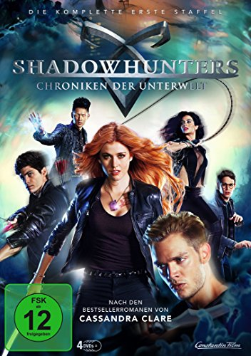 Shadowhunters - Chroniken der Unterwelt: Staffel 1 (4 DVDs)