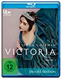 Victoria - Staffel 1 (Limitierte Deluxe Edition) (+ Soundtrack) [Blu-ray]