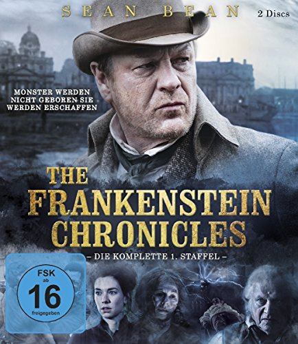 The Frankenstein Chronicles Staffel 1 [Blu-ray]