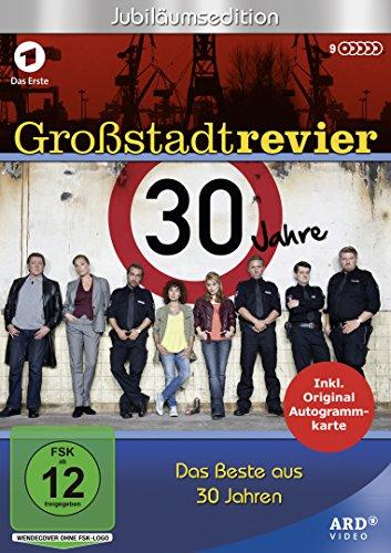 Großstadtrevier 30 Jahre (Jubiläumsedition) (9 DVDs)