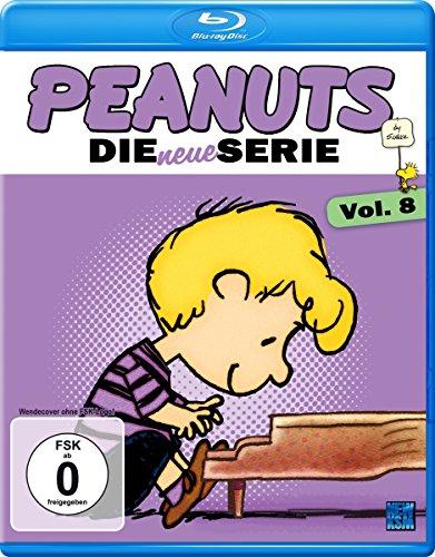 Peanuts - Die neue Serie Vol. 8 [Blu-ray]