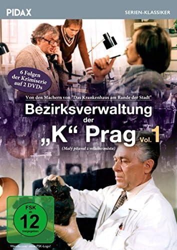 Bezirksverwaltung der K Prag, Vol. 1 (2 DVDs)