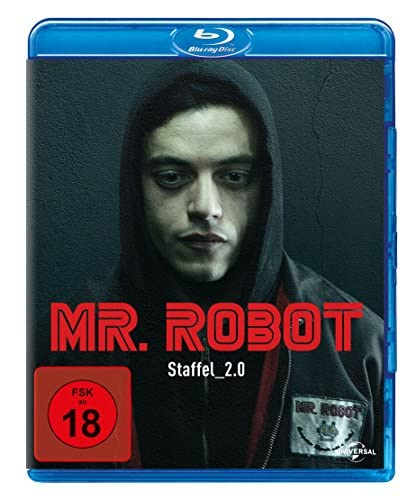 Mr. Robot Staffel 2 [Blu-ray]