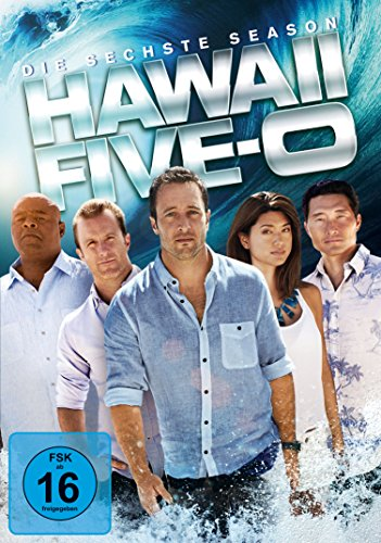 Hawaii Five-0 Season 6 (6 DVDs)