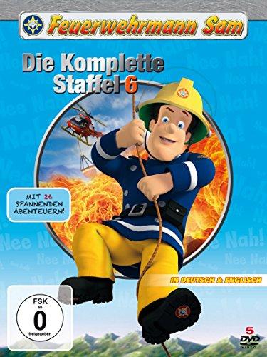 Feuerwehrmann Sam Die komplette Staffel 6 (5 DVDs)