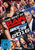 WWE - The Best of Raw & Smackdown 2016 (3 DVDs)