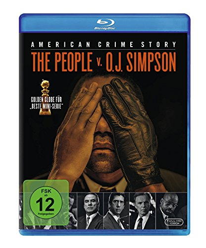 American Crime Story: The People V. O.J. Simpson Staffel 1 [Blu-ray]
