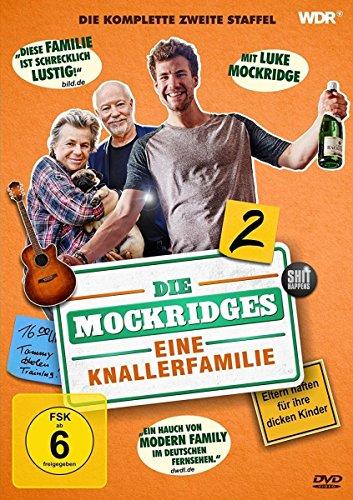Die Mockridges - Eine Knallerfamilie: Staffel 2