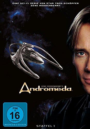 Gene Roddenberry's Andromeda Staffel 1 (6 DVDs)