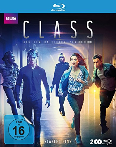Class Staffel 1 [Blu-ray]