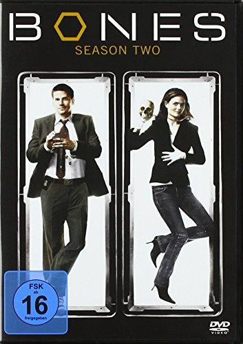 Bones Season  2 (6 DVDs)