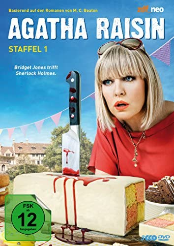 Agatha Raisin Staffel 1 (3 DVDs)