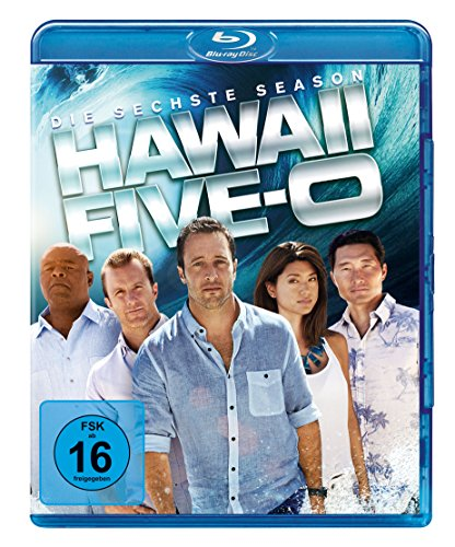 Hawaii Five-0 Season 6 [Blu-ray]