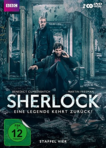 Sherlock Staffel 4 (2 DVDs)
