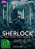 Sherlock - Staffel 4 (2 DVDs)