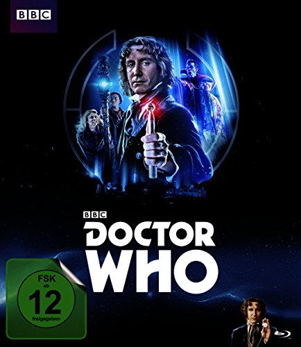 Doctor Who Der Film (1996) [Blu-ray]