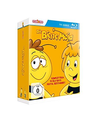 Die Biene Maja Komplettbox [Blu-ray]