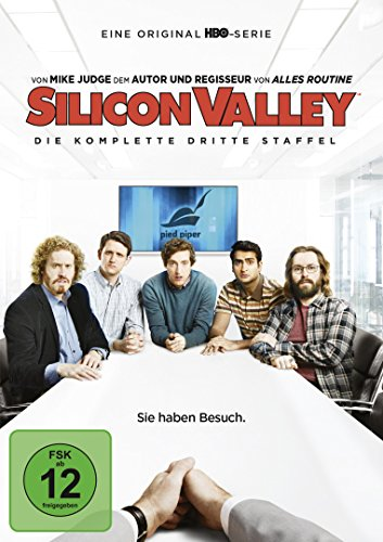 Silicon Valley Staffel 3 (2 DVDs)