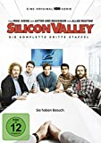 Silicon Valley - Staffel 3 (2 DVDs)