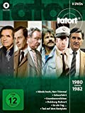 Tatort - 1980-1982 Box (3 DVDs)