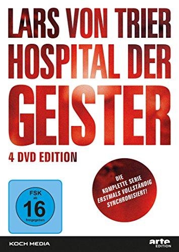 Lars von Trier - Hospital der Geister (4 DVDs)