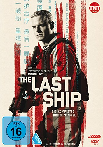 The Last Ship Staffel 3 (4 DVDs)