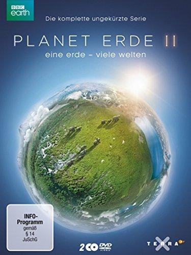 Planet Erde II - Eine Erde - Viele Welten 2 DVDs