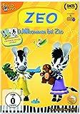 das Zebra - Vol. 1: Willkommen bei Zeo (mit Ausmalheft)