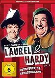 Laurel & Hardy - Vol. 2: Abenteuer im Spielzeugland