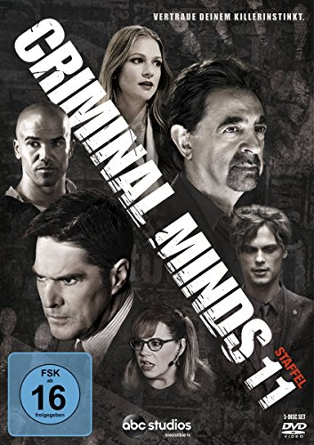 Criminal Minds Staffel 11 (5 DVDs)